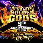 Revolver Golden Gods Awardsien ehdokkaat valittu