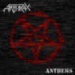 Anthrax julkaisi cover -levyn tiedot