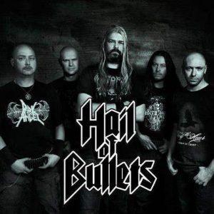 Hail Of Bulletsilta ensimmäinen video studiosta