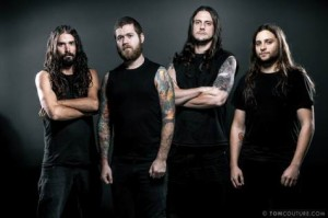 3 Inches Of Bloodin rumpali liitty Revocationin riveihin