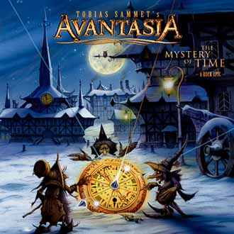 Tobias Sammet's Avantasia – The Mystery Of Time – A Rock Epic