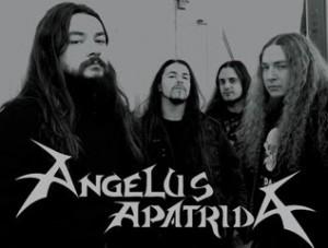 Angelus Apatrida lämmitelee lauteet Meshuggahille
