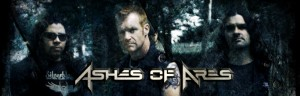 Ashes Of Ares kiinnitetty Nuclear Blast Recordsille
