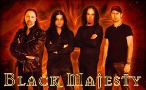 Black Majesty studioon heinäkuussa