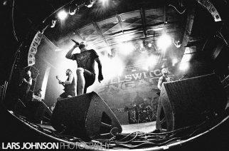 Howard Jones teki paluun Killswitch Engagen keulille yhden kappaleen ajaksi Quebec Cityssa: livevideo katsottavissa