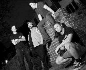 Nervous Impulse kiinnitetty Bridge Nine Recordsille