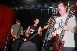 Mammoth Grinder julkaisee uuden albumin