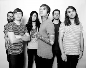 Chiodos studioon