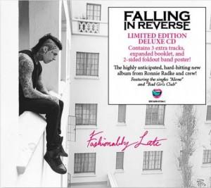 Falling In Reverse julkaisi tulevan albuminsa tiedot