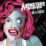 Monsters Scare You julkaisi tulevan albuminsa tiedot