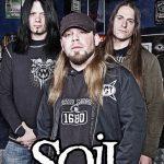 SOiL julkaisee uuden albumin elokuussa