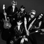 Scorpions studioon