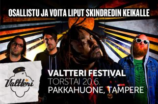 Skindred @ Valtteri Festivaali