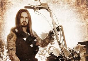 Tim Lambesis (As I Lay Dying, Austrian Death Machine)