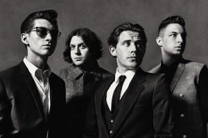 Arctic Monkeysin uusi kappale kuunneltavissa