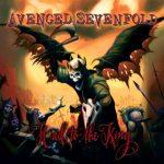 Avenged Sevenfoldin uusi albumi kuunneltavissa