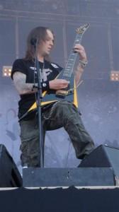 Children Of Bodom live Sauna Open Air 2013