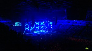Kiss yleisö 2013
