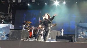 Nightwish live Sauna Open Air 2013