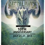 Metal Days 21. – 26.7.2013 @ Tolmin, Slovenia