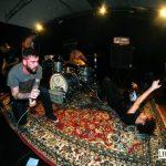 Death Mercedes kiinnitetty Throatruiner Recordsille
