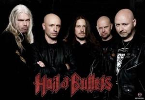 Hail Of Bulletsin uusi kappale kuunneltavissa