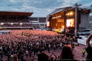 Iron Maidenin tuleva Hämeenlinnan keikka saa kovan vahvistuksen: Amon Amarth lisätty ohjelmistoon