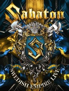 Sabaton Swedish Empire Live DVD