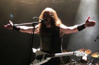 Death metal -jyrä Exhumed studioon nauhoittamaan seuraavaa albumiaan