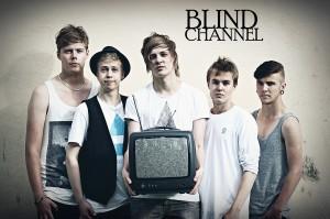 Blind Channelin uusi kappale kuunneltavissa