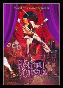 Devin Townsend The Retinal Circus DVD