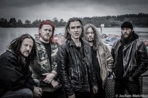 New Model Army julkaisee uuden albumin syyskuussa