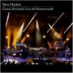 Steve Hacketilta livejulkaisu lokakuussa