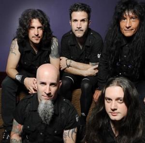 Anthraxin keikka katsottavissa Rock On The Rangesta