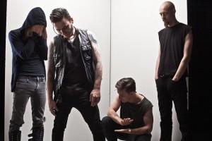 Post punk -yhtye Beastmilk palasi Amerikasta albumin kera