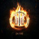 Black Light Discipline On Fire Single 2013