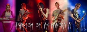 Phantom Of An Inamorata julkaisi uuden singlensä