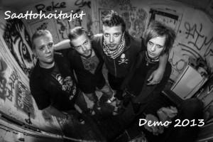 Saattohoitajat 2013 Demo