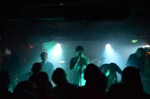 Swallow The Sun 18.9.2013 @ Nuclear Nightclub, Oulu