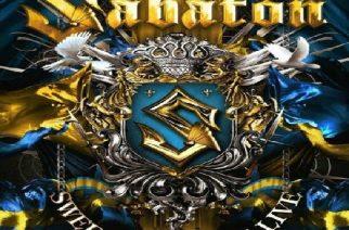 Sabaton – Swedish Empire Live (DVD)