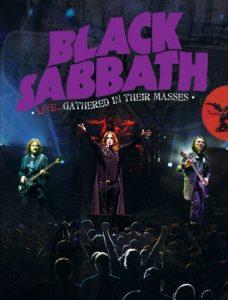 Black Sabbathin tulevan DVD:n tiedot julki