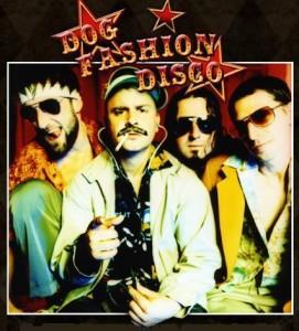 Dog Fashion Disco aloitti tulevan albuminsa nauhoitukset