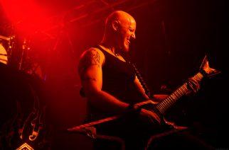 Legendaarinen metalliyhtye Kiuas täyttää tasavuosia ja julkaisee livetaltiointien sarjan
