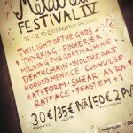 Metalheim IV 11.–12.10.2013 @ Nosturi, Helsinki