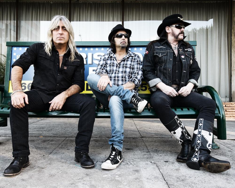 Motörheadilta mahdollisesti uusi albumi ensi vuonna?