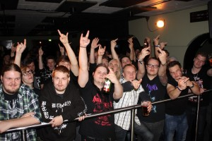 Rytmihäiriö, Baltimor, Kovaa Rasvaa @ Klubi, Turku 12.10.2013
