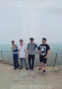 The Master Volume Kiertue 2013