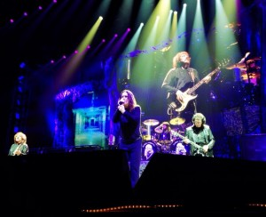 Black Sabbath, Uncle Acid & The Deadbeats @ Hartwall Areena, Helsinki 20.11.2013