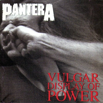 Toimituksen klassikot: Pantera – Vulgar Display of Power