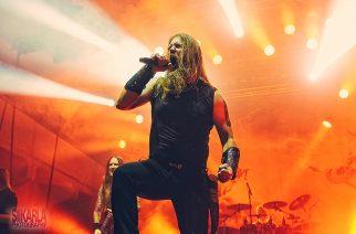 Hell, Carcass & Amon Amarth @ Kaapelitehdas, Helsinki 9.12.2013